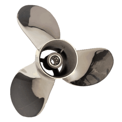 Mercury/Mariner 6hp-15hp S/Steel Propeller