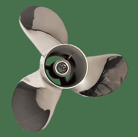 Mercury/Mariner 6hp-15hp S/Steel Propeller