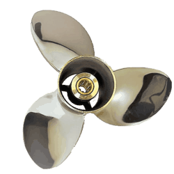 Mercury,Mariner 9.9hp-25hp SST Propeller