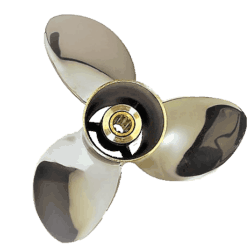Honda 25hp-30hp S/Steel Propeller