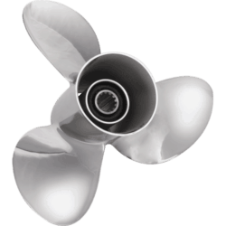 Yamaha 25hp-60hp S/Steel Propeller