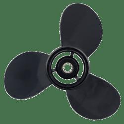 Evinrude/Johnson 20hp-30hp Aluminium Propeller