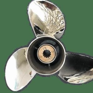 Mercury/Mariner 25hp-70hp  (S/Steel)